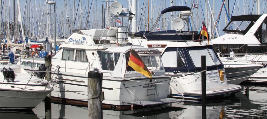 Sportbootführerscheine SBF See und SBF Binnen